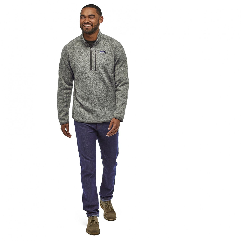 Patagonia Better Sweater 1/4 Zip - Fleece Jumper Men's | Free UK