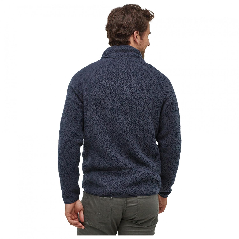 328b568b3 Patagonia - Retro Pile Jacket - Fleece jacket - Black | S