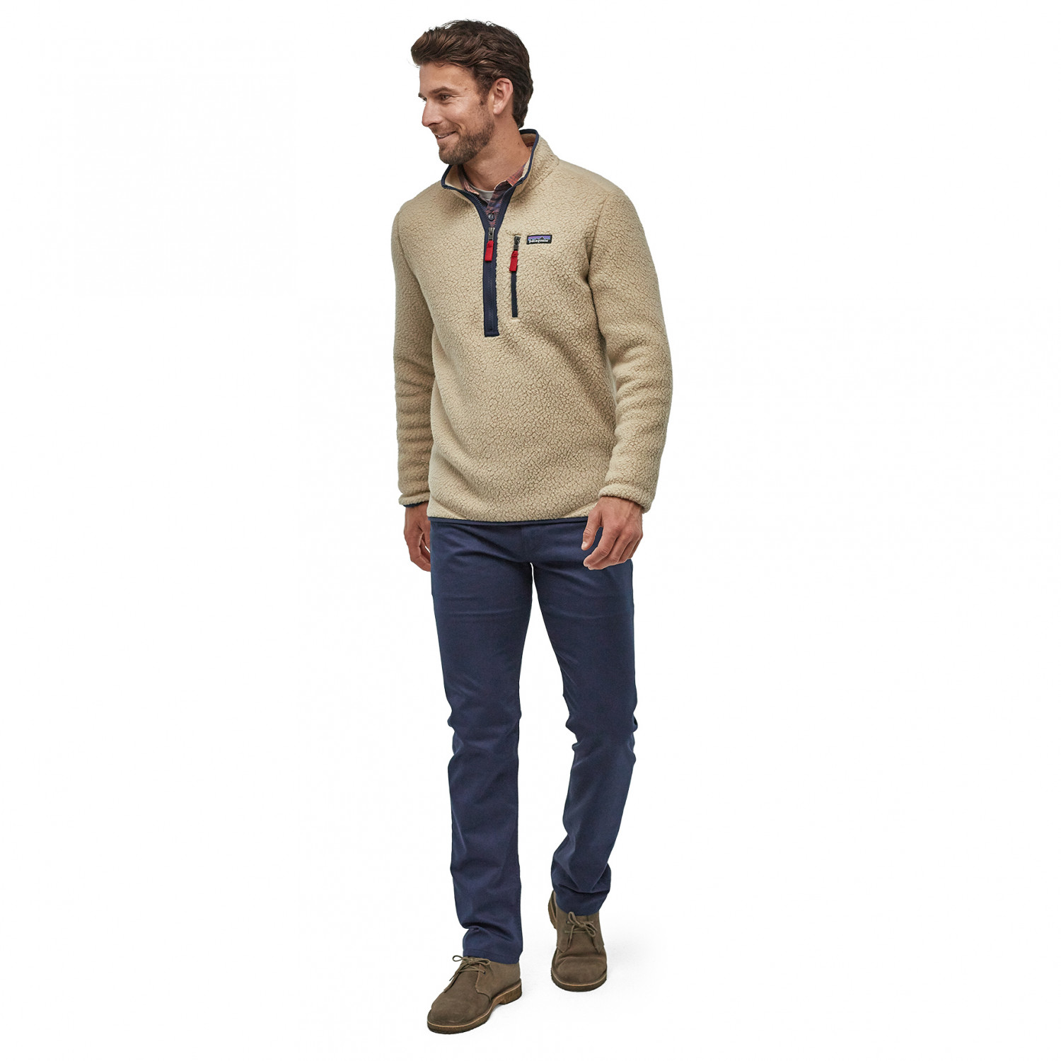 first rate new arrivals factory outlets Patagonia Retro Pile P/O - Fleece Jacket Men's | Free UK Delivery ...