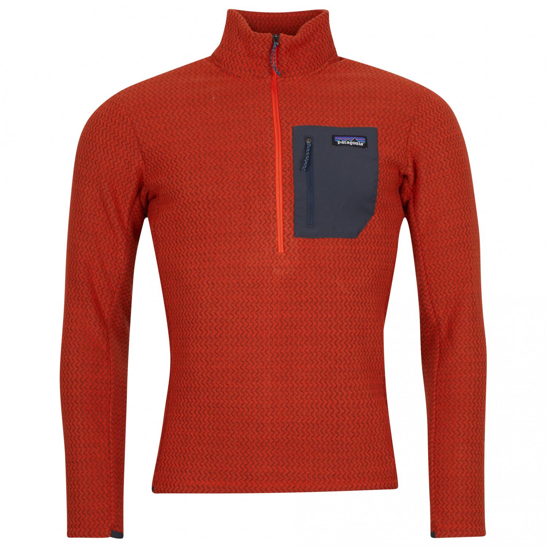 Patagonia Herren Ms R1 Air Zip Neck Sweatshirt
