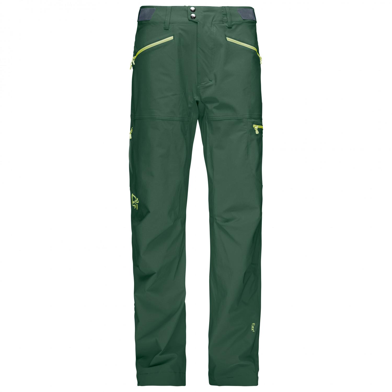 fd6b6b0684ffc4 Norrøna Falketind Flex1 Pants - Mountaineering Trousers Men's   Free ...
