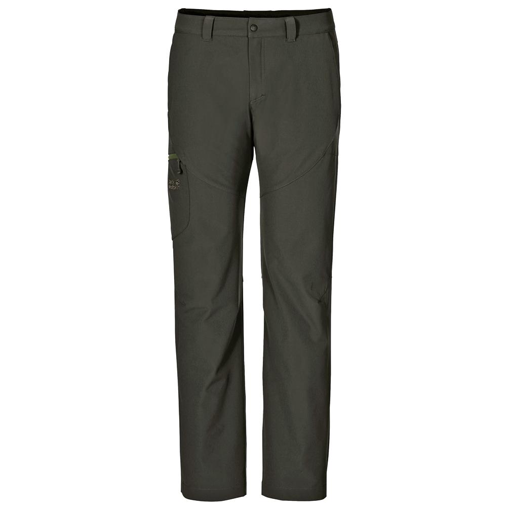 Talsohle Preis detaillierter Blick Rabatt bis zu 60% Jack Wolfskin - Chilly Track XT Pants - Winterhose - Black   25 - Short (EU)