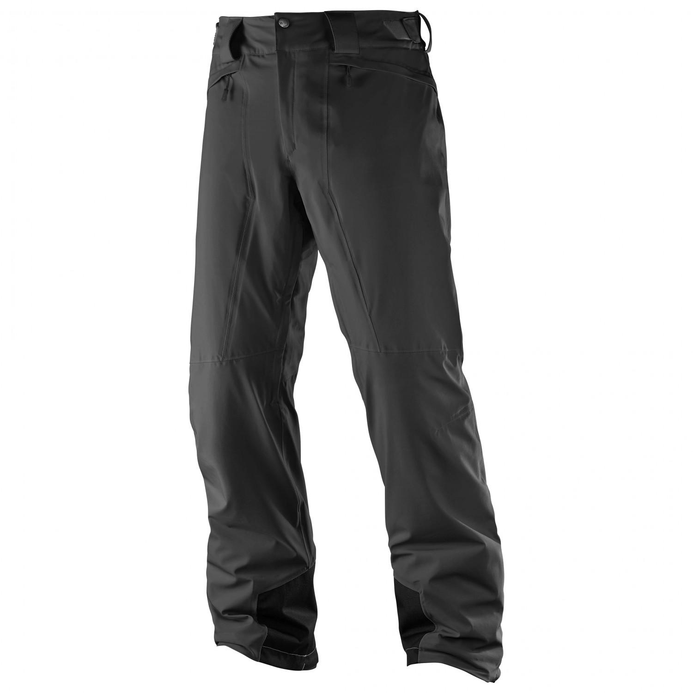 Salomon Icemania Pant Pantaloni da sci Black | XS Regular