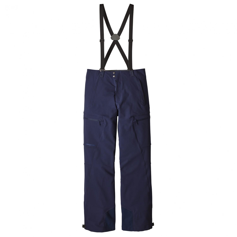 wholesale dealer 9f935 f2abb Patagonia - Snow Guide Pants - Pantaloni per sci alpinismo - Classic Navy    S