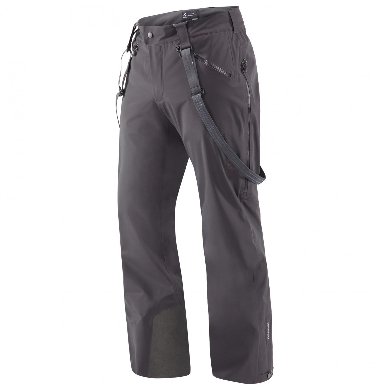 Haglofs Couloir Pro Gore Tex® Ski Jacket Waterproof, Soft Shell (For Men)