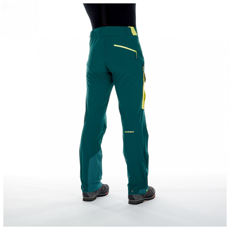 info for 77fe9 bb133 Mammut - Base Jump So Touring Pants - Mountaineering trousers - Black /  Phantom   44 - Regular (EU)