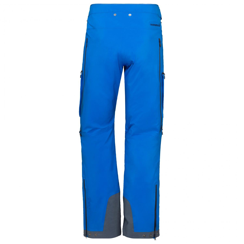 8e465a0d Norrøna Lyngen Gore-Tex Pro Pants - Waterproof trousers Men's   Buy ...