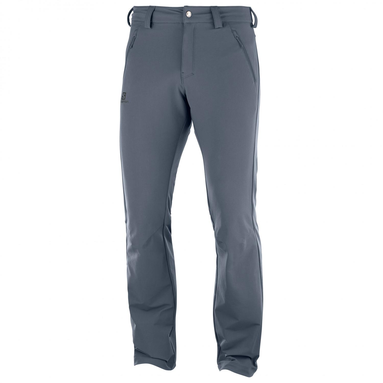 Salomon Wayfarer Warm Pant Pantalón de invierno Black | 48 Regular (EU)