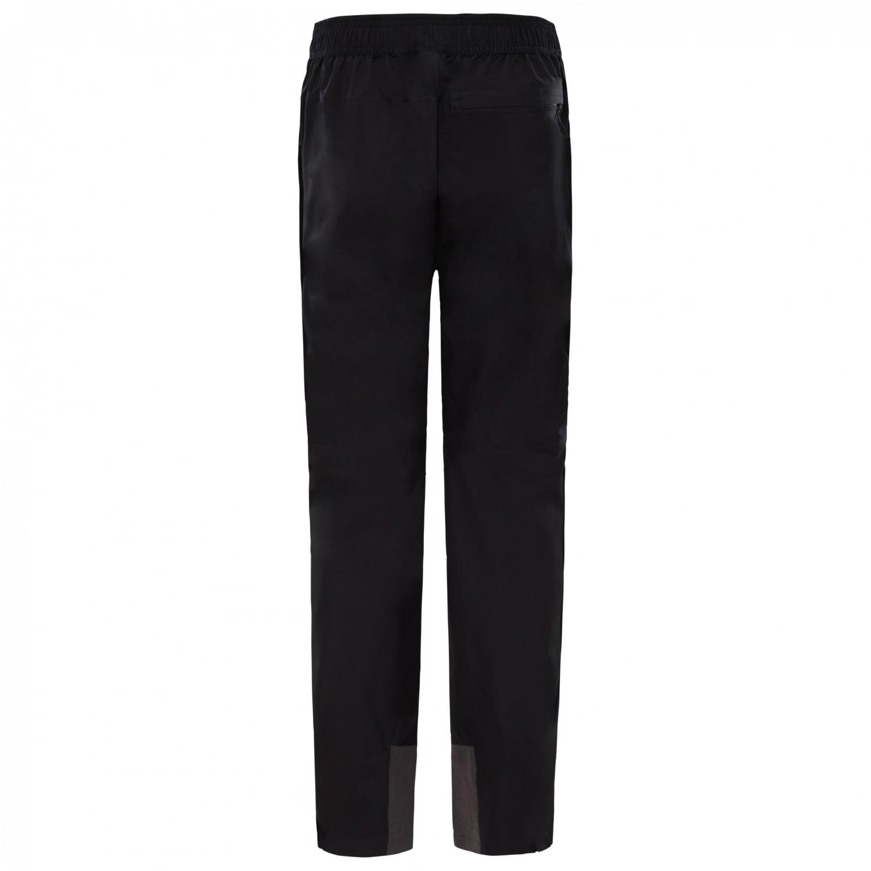 beautiful design official price sale uk The North Face - Dryzzle Full Zip Pant - Waterproof trousers - TNF Black /  TNF Black   M - Regular