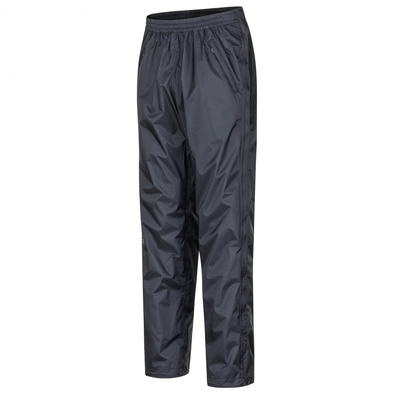 Marmot PreCip Eco Full Zip Pant Pantalon de pluie Black | L Short
