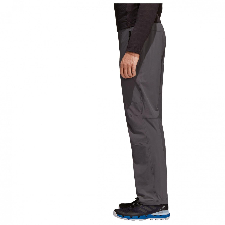 adidas Terrex Multi Pants Softshellhose Black | 48 (EU)