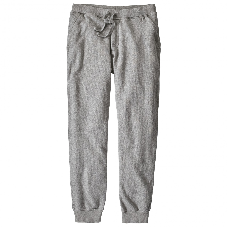 4283b45421 Patagonia - Mahnya Fleece Pants - Fleece trousers - Navy Blue | S