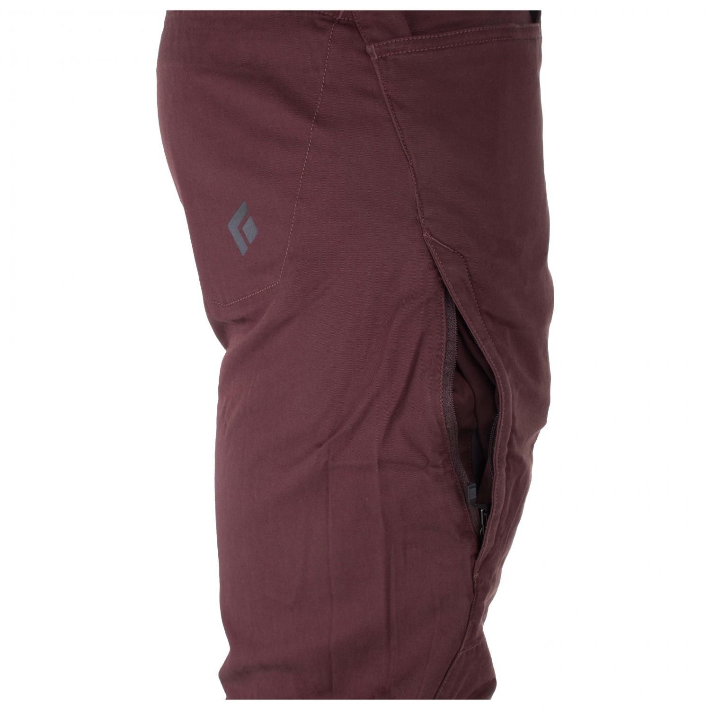 Pantaloni Da Pants Arrampicata Porto Uomo Credo Diamond Black qAFt88
