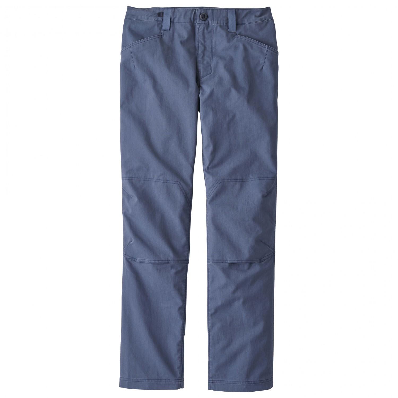 patagonia gritstone rock pants pantalon d 39 escalade homme livraison gratuite. Black Bedroom Furniture Sets. Home Design Ideas
