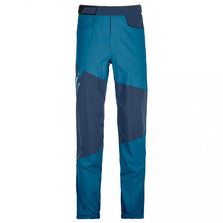 Ortovox Vajolet Pants Kletterhose Blue Sea | XL