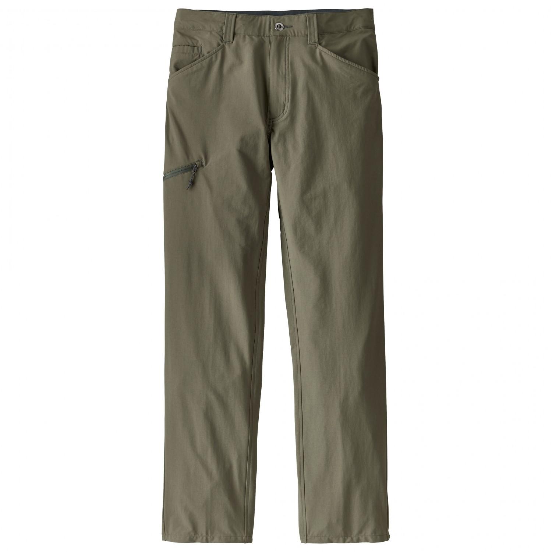 timeless design 75418 b3ebe Patagonia - Quandary Pants - Pantaloni da trekking - Forge Grey   30 - Long  (US)