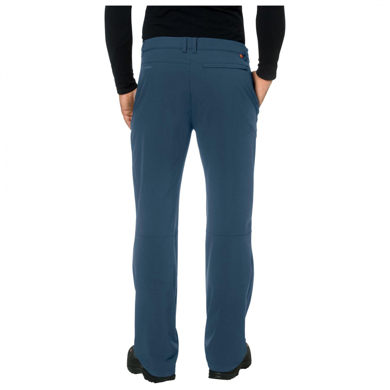 Shop für authentische bester Wert billig werden Vaude - Farley Stretch Pants II - Trekkinghose - Black | 46 - Regular (EU)
