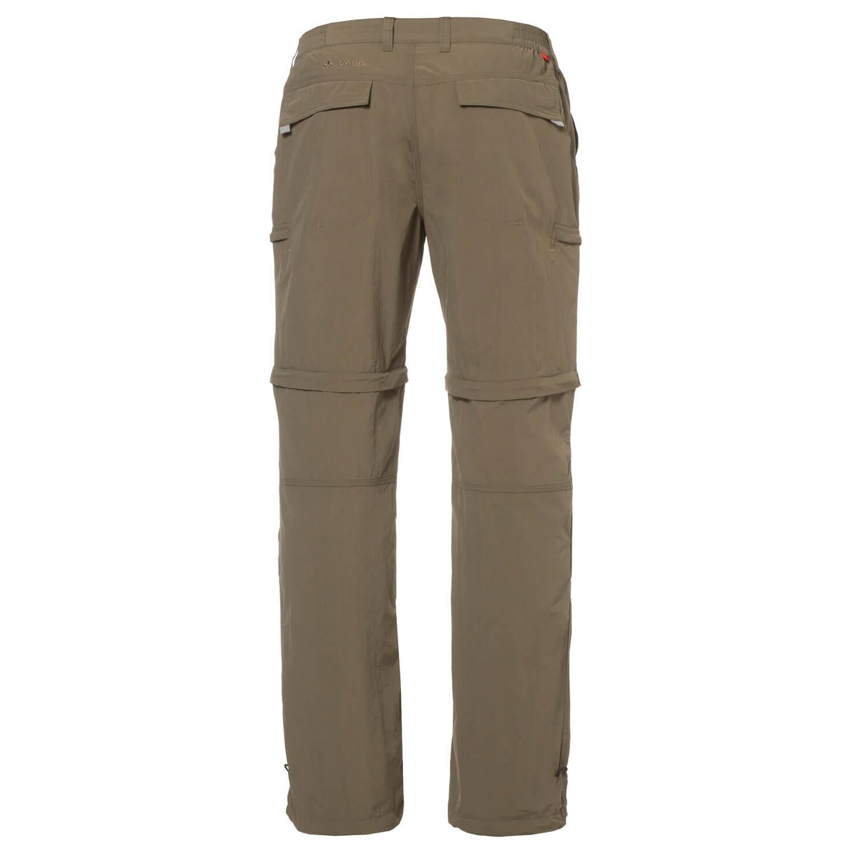 Entdecken Sie die neuesten Trends sehr bekannt Gute Preise Vaude - Farley Zo Pants IV - Trekkinghose - Eclipse | 58 - Short (EU)