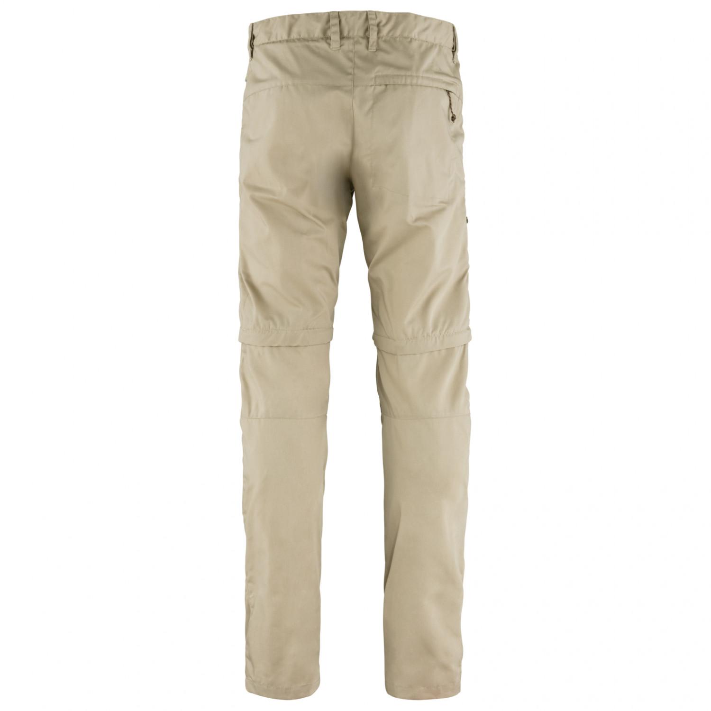 Fjällräven High Coast Trousers Zip Off Trekking bukser