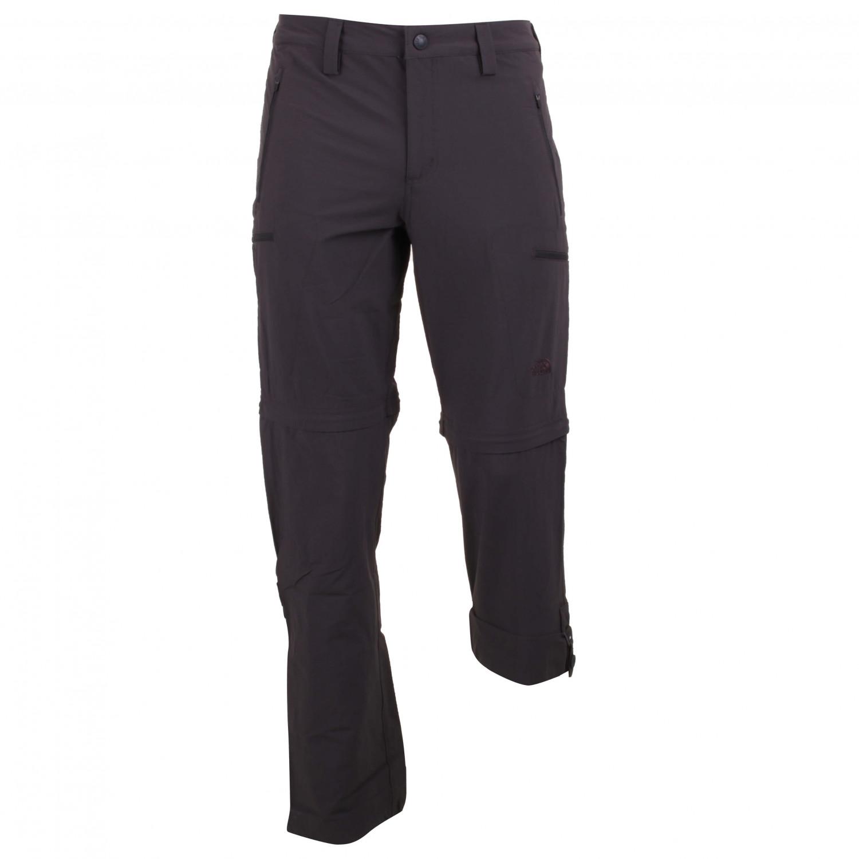 The North Face Exploration Convertible Pant Pantalones De Trekking Hombre Envio Gratuito Bergfreunde Es