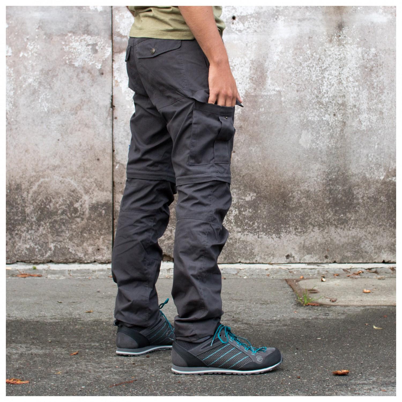 Fjällräven Karl Pro Zip-Off Trousers - Trekking pants Men