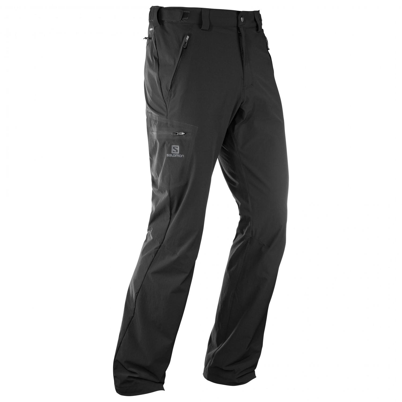 Salomon Wayfarer Pant Trekkinghose Herren | Review & Test