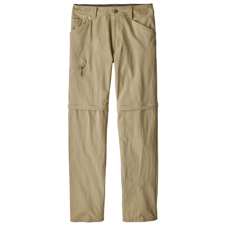 Patagonia Quandary Convertible Pants Trekking bukser El Cap Khaki | 28 (US)