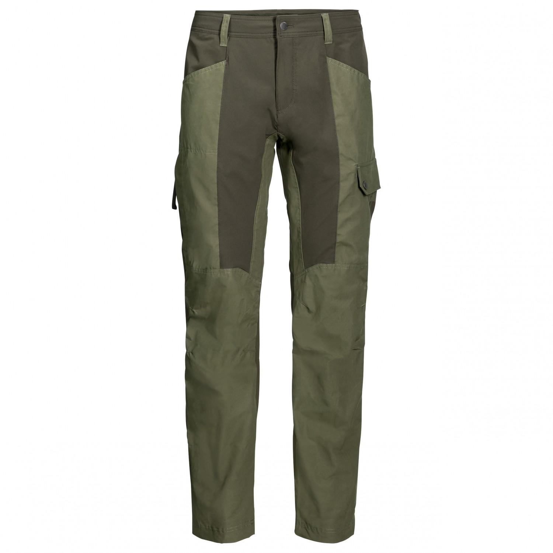 buy online b52f1 83e59 Jack Wolfskin - Dawson Flex Pants - Trekkinghose - Phantom | 27 (EU)