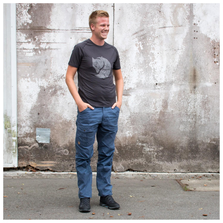 9b99e8d5 Fjällräven Nils Trousers - Jeans Men's | Free EU Delivery ...