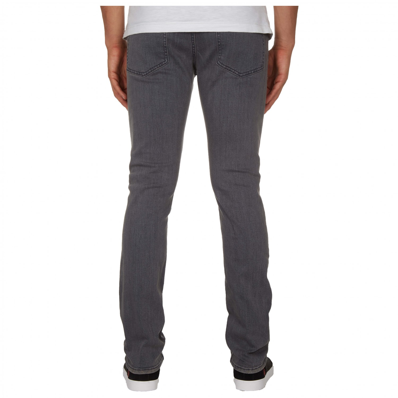 volcom solver tapered jeans men 39 s buy online. Black Bedroom Furniture Sets. Home Design Ideas