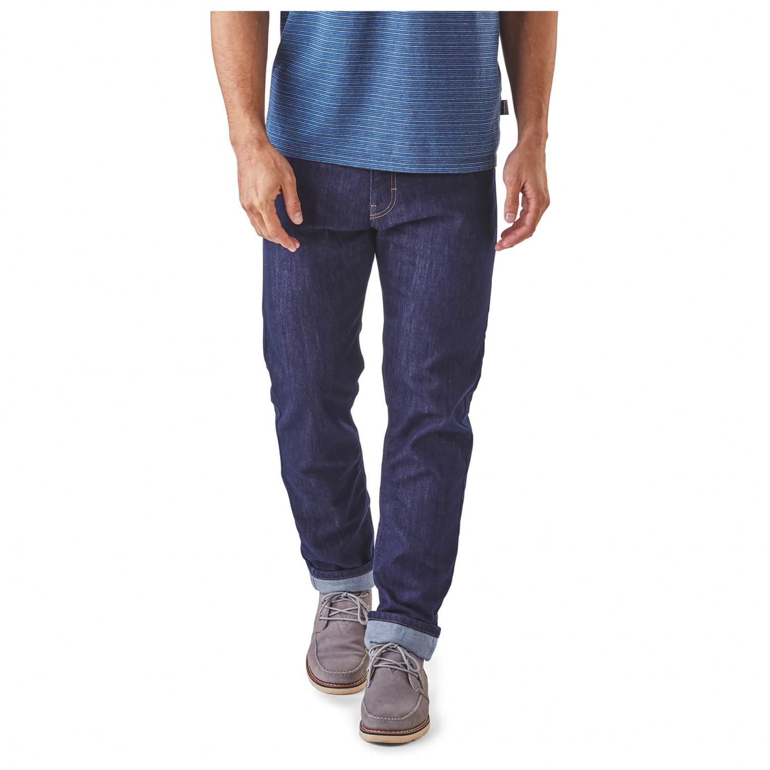 Patagonia Flannel Lined Performance Straight Fit Jeans Men