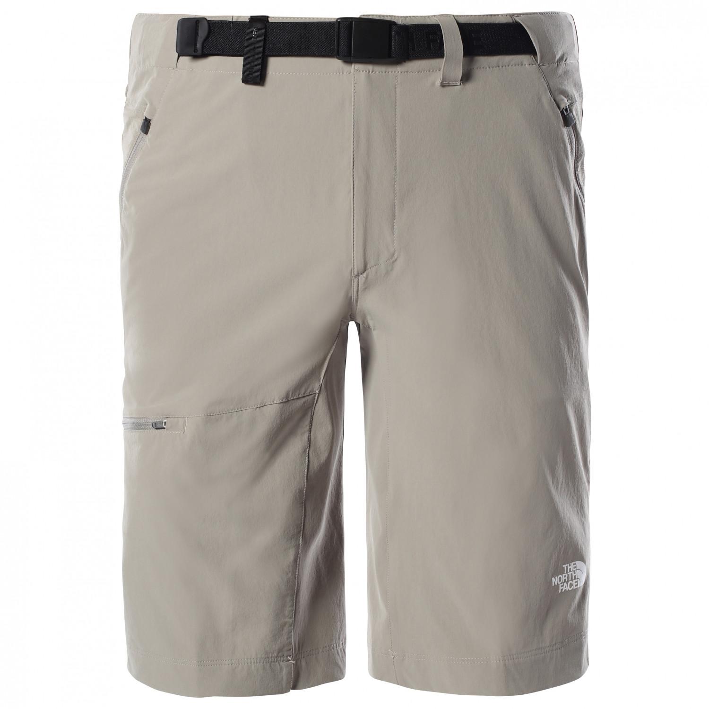 pantalones cortos hombre trekking north face
