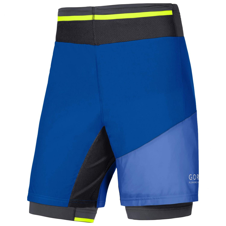 GORE Running Wear - Fusion 2in1 Shorts - Running Shorts Men s  c6b965e8f9f