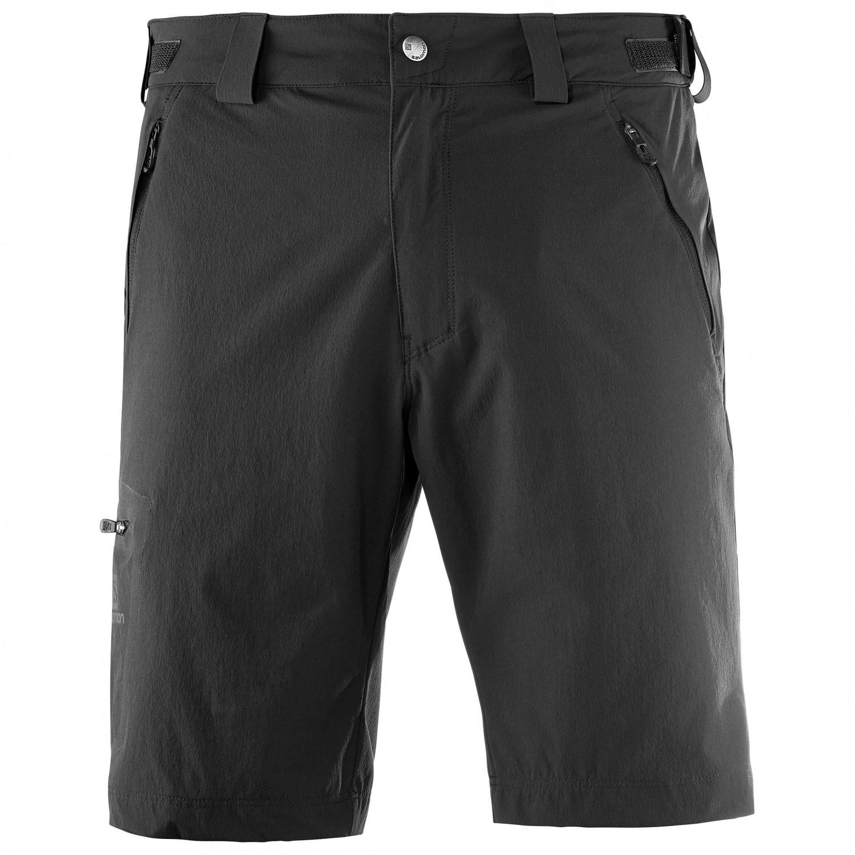 Salomon Wayfarer Short Shorts Black | 46 Regular (EU)