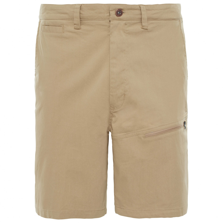 pantalon north face corto