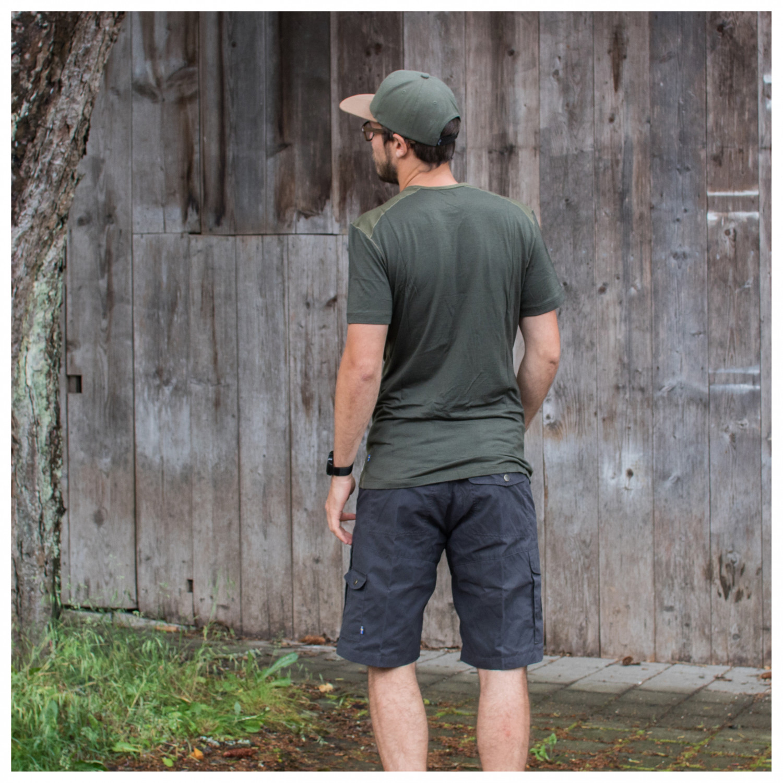 FJALLRAVEN Karl Pro Shorts Homme