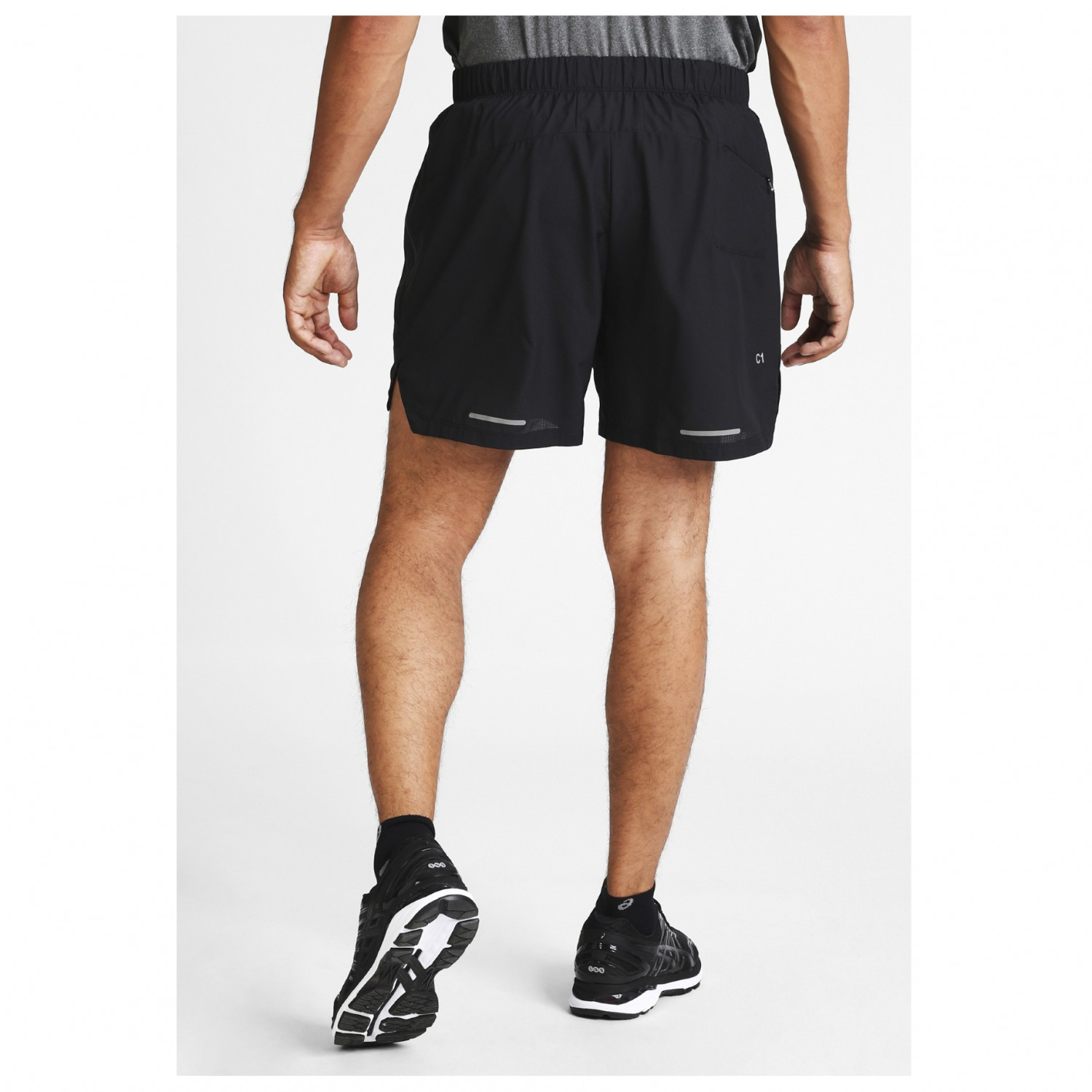 67c0a236ca Asics - Cool 2-N-1 5In Short - Running shorts - Illusion Blue | S