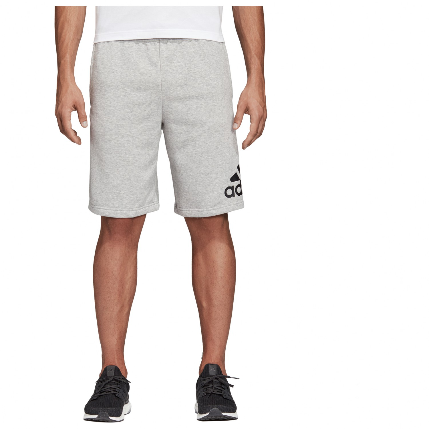 df1ae17fd7 ... adidas - MustHave Badge of Sport Short FT - Short de running ...