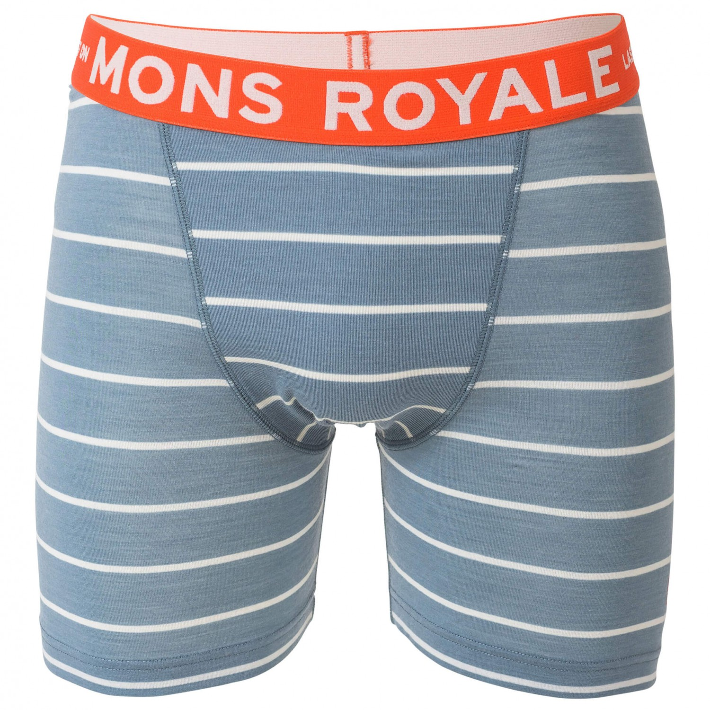 ef63ef7f8 Mons Royale Hold 'em Boxer Box Logo - Merino base layers Men's   Buy ...
