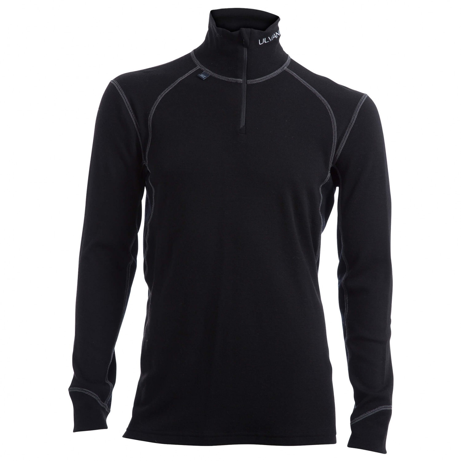 0805cd2e108 Ulvang Thermo Turtle Neck with Zip - Merino ondergoed Heren | Gratis ...