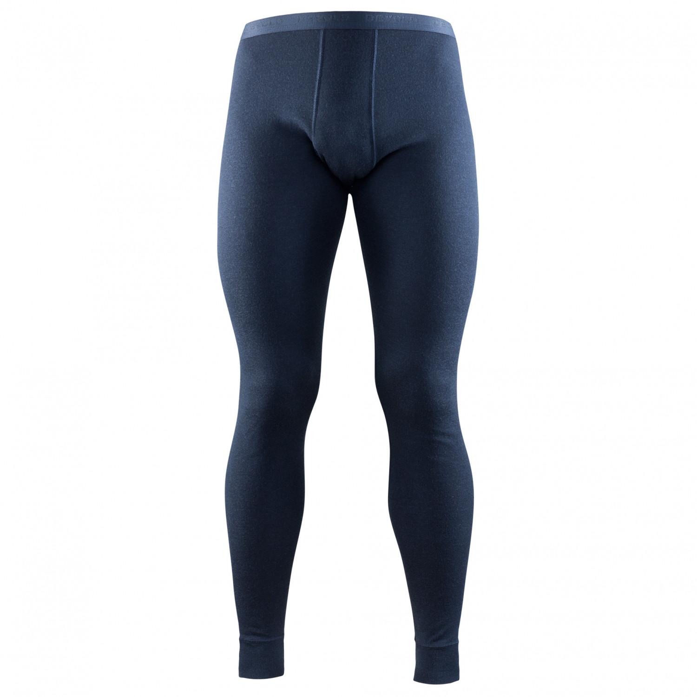 nouvelle qualité qualité incroyable répliques Devold - Sport Long Johns - Sous-vêtement mérinos - Ink | S