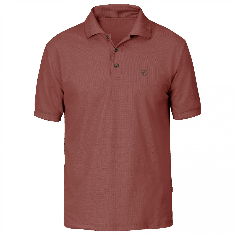 Polo Gratuite Fjällräven Crowley Piqué Shirt HommeLivraison JcuTlFK135