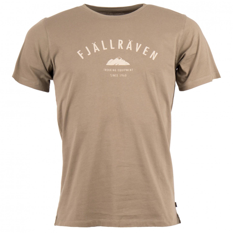 43921c9c2d3 Fjällräven Trekking Equipment T-Shirt Heren online kopen ...