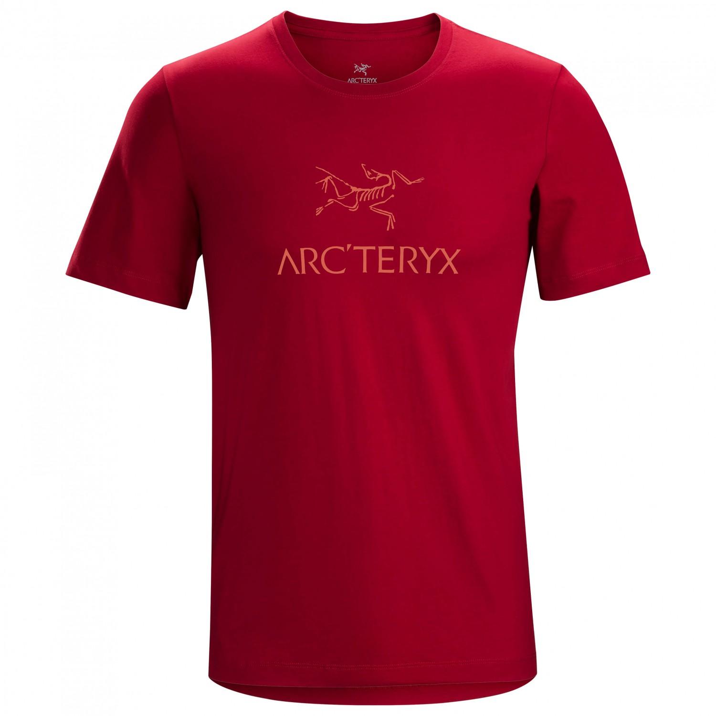 arc 39 teryx arc 39 word ss t shirt t shirt men 39 s buy online