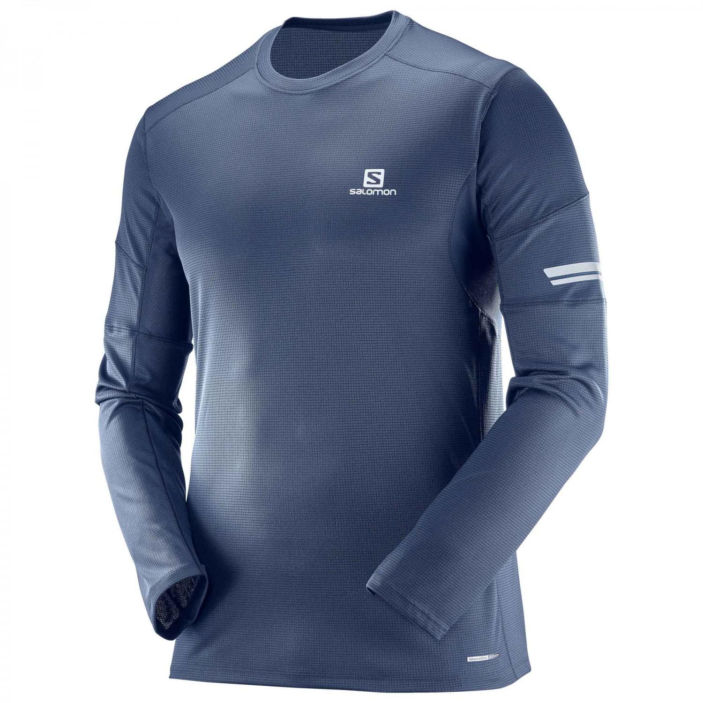 8112d6bd4fa Salomon Agile L/S Tee - Joggingshirt Heren online kopen | Bergfreunde.nl