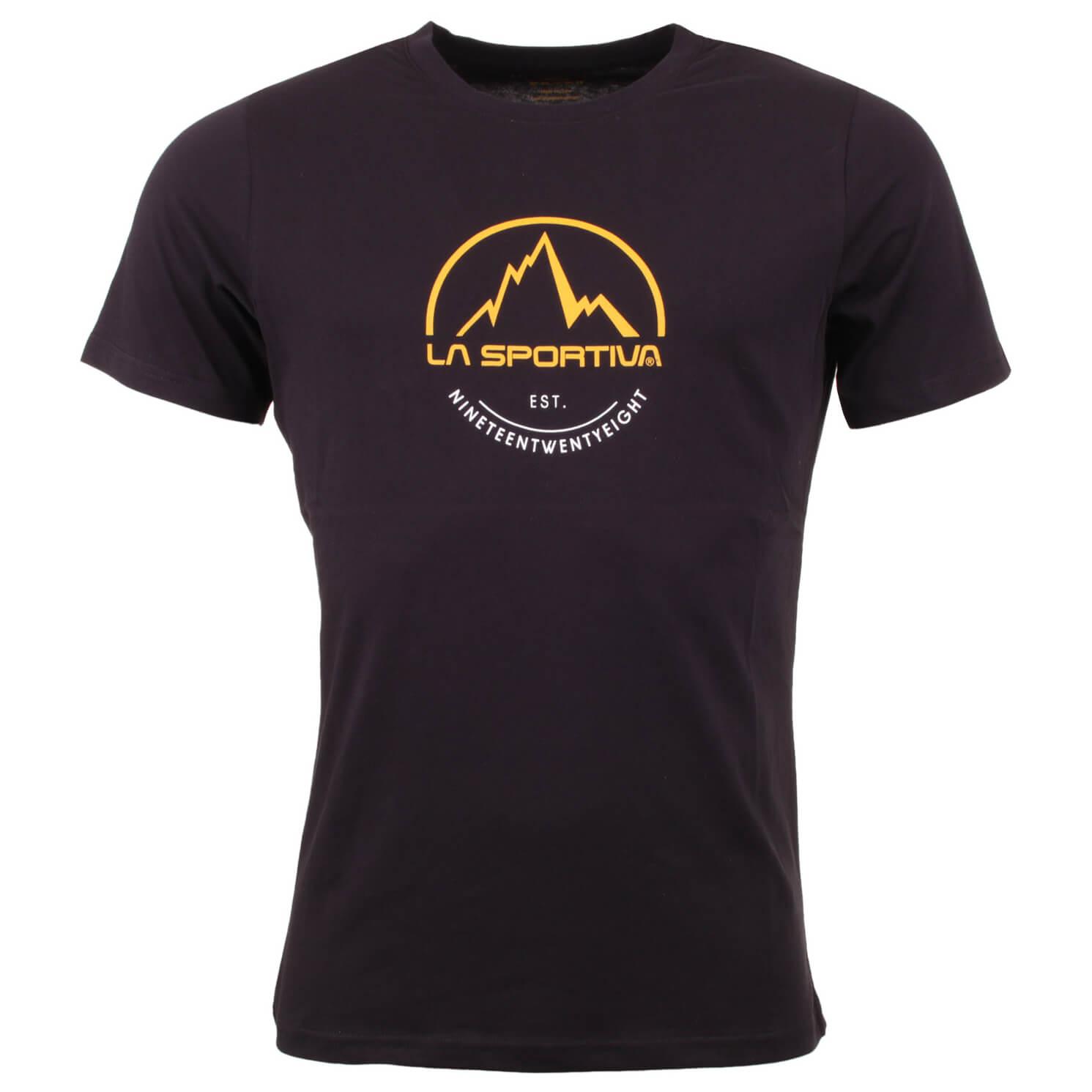 La sportiva logo tee t shirt herren online kaufen for Logo t shirts online