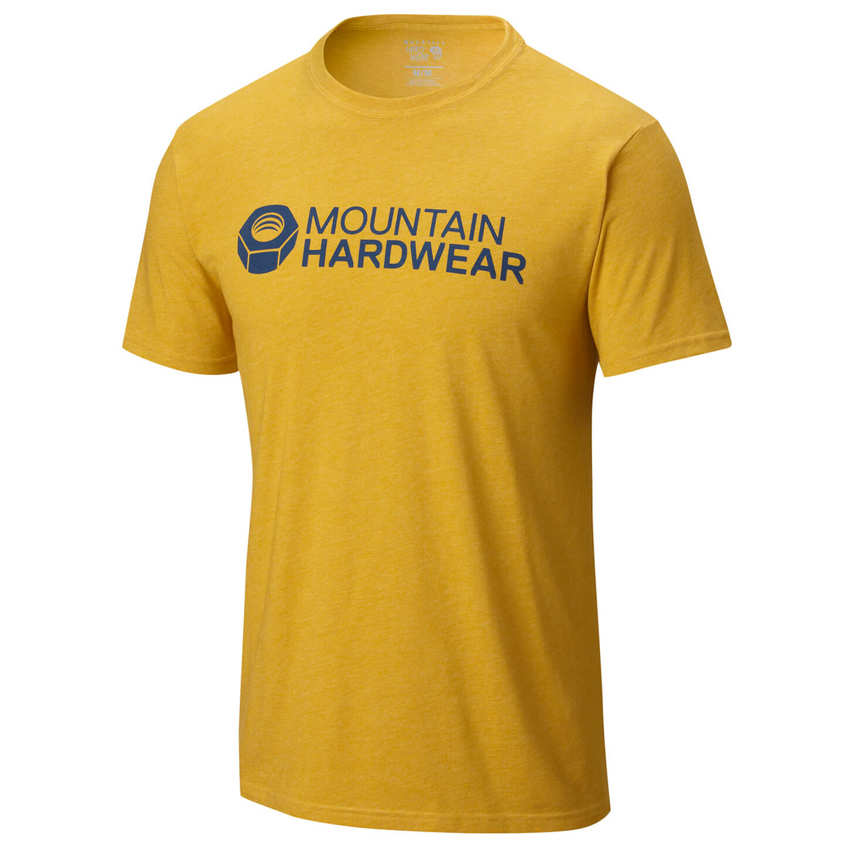 Mountain Hardwear Logo Graphic Short Sleeve T - T-Shirt ...