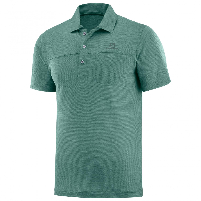 Salomon Explore Polo - Polo shirt Men's | Buy online | Bergfreunde.eu