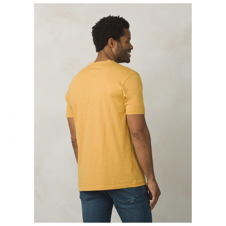 Prana prana v neck slim fit t shirt men 39 s buy online for Slim v neck t shirt