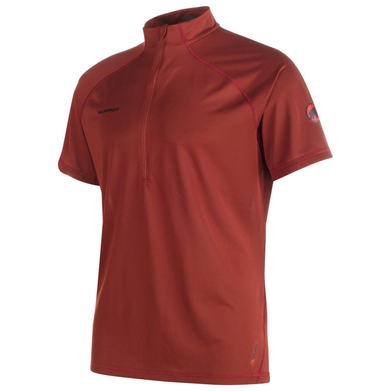 mammut atacazo light zip t shirt running shirt men 39 s. Black Bedroom Furniture Sets. Home Design Ideas